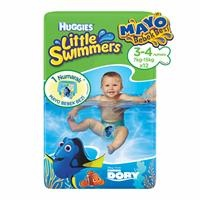 Little Swimmers Baby Swim Pants 7-15 kg 12 pcs