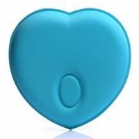 Flat Head Pillow Blue