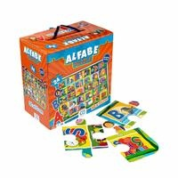 Educational Alphabet Puzzle