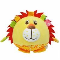 My Rattle Lion Ball