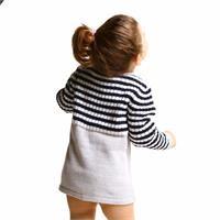 Knit Baby Dress