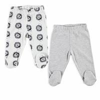 Little Lion Baby Footed Pants 2 pcs