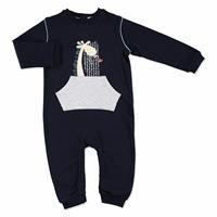 Bebek Orman Partisi Patiksiz Tulum Fular 2'Li