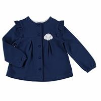 Chic Sheep Baby Button Cardigan