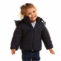 Kışlık Kapüşonlu Bebek Montu 2020 Kış