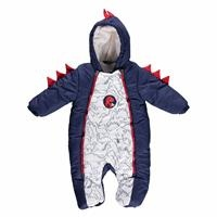Baby Boy Dino Detail Water Repellent Astronaut
