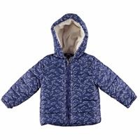 Baby Boy Dino Water Repellent Coat