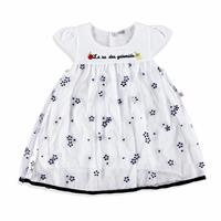 Embroidered Baby Girl Dress