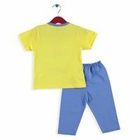 Short Sleeve Pyjamas Set