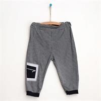 Tiny Cotton Ribbed Single Trousers