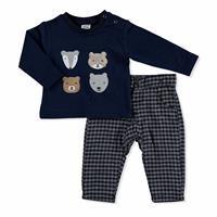 Baby Teddy Bear Sweatshirt-Pants