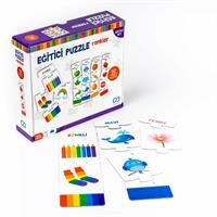 Educational Puzzle - Colors 3 Years+