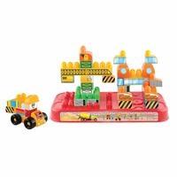Smart Kids Building Set Blocks 55 Pieces