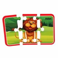 Cute Friends Puzzle 48 pcs