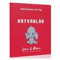 Animals Turkish Baby Book