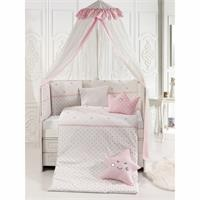 Queens Uyku Seti 75x130 Cm - Crown With Pink