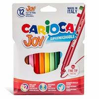 Washable Joy Felt Tip Pens 12 pieces