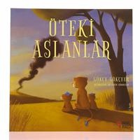 Other Lions Gökce Gökceer (Turkish Book)