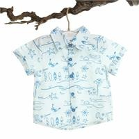 Baby Boy Printed Shirt