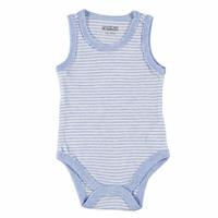 Baby Boy Logo Colored Athlete Bodysuit