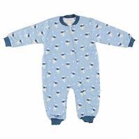 Bebek Minik Astronot Baskılı Uyku Tulumu
