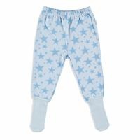 Star Organic Baby Footed Trousers