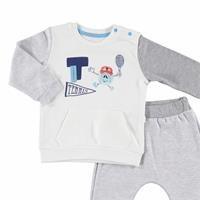 Bebek Tenis Club Pijama Takımı