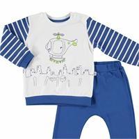 Helicopter Baby Pyjamas Set