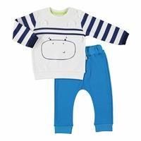 Zebra Baby Pyjamas Set