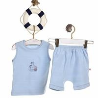 Jacquard Baby Boy Athlete Short