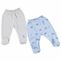 Baby Boy Little Fisher Trousers 2 Pack