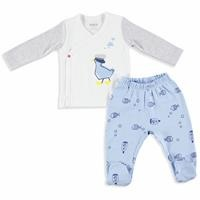 Baby Boy Little Fisher Trousers Set