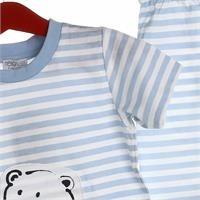 Bebek Minik Ayı T-Shirt Şort Takım