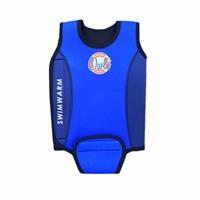 Swimwarm Üşütmeyen Bebek Mayosu Mavi-Lacivert 12-24 Ay