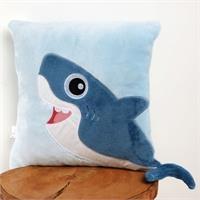 Shark Toy Pillow