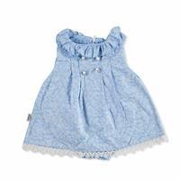 Bebek Küçük Çiçekli Elbise Body