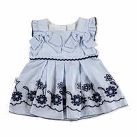 Bebek Sarmaşık Elbise