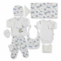 Helicopter Newborn Hospital Pack 10 pcs