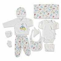 Cars Newborn Hospital Pack 10 pcs