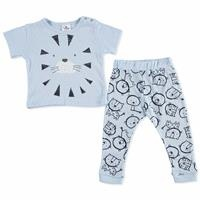Lion Pajamas Set