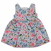 Summer Mix Baby Girl Cotton Dress