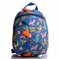 Dino Figured Baby Backpack