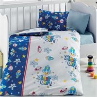 Baby Ufo Patterned Duvet Cover Set