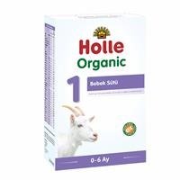 Organic 1 Goat Milk Infant Formula 400 gr