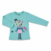 Colors Dance Baby Girl Long Sleeve Tshirt