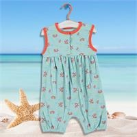 Fun Summer Baby Girl Jumpsuit
