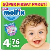 Baby Diapers Size 4 Maxi Super Advantage 7-14 kg 76 pcs