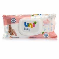 Cream Bebek Islak Havlu Mendil 56 Adet Yaprak