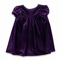 Velvet Baby Girl Dress