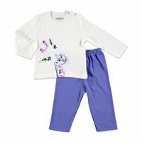 Winter Baby Basic Printed Pyjama Set
